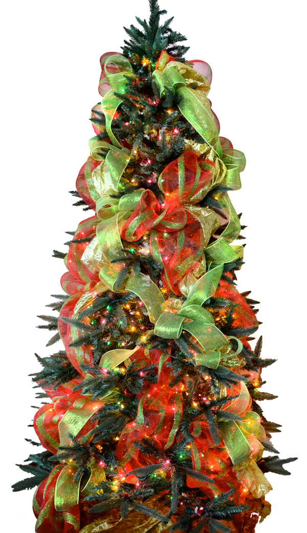 Party Ideas by Mardi Gras Outlet: Christmas Tree Decorating with ...