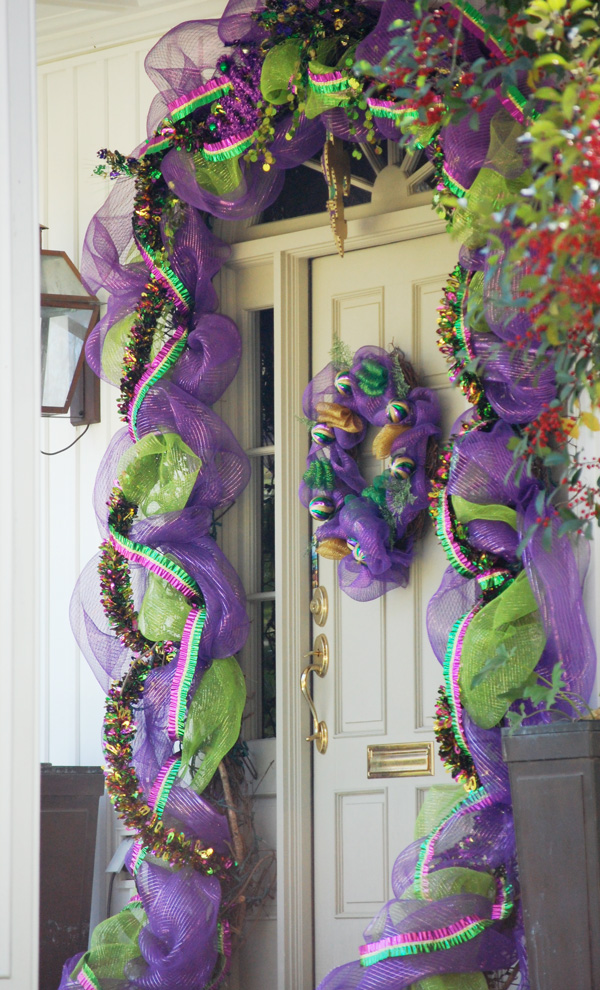 carnival season is here door decorating ideas