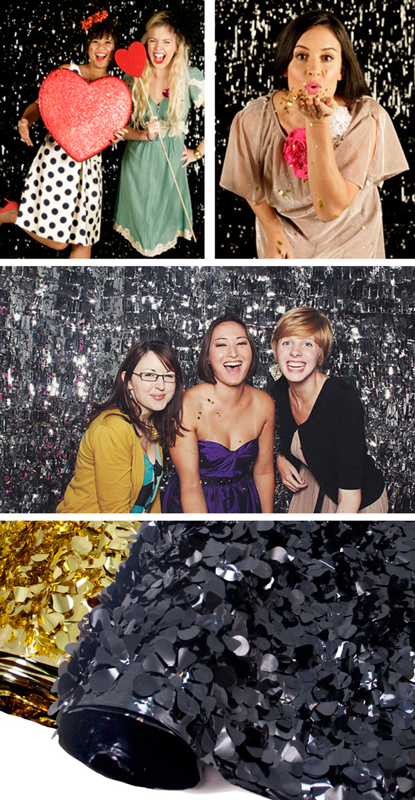 Party Ideas By Mardi Gras Outlet DIY Photo Booth