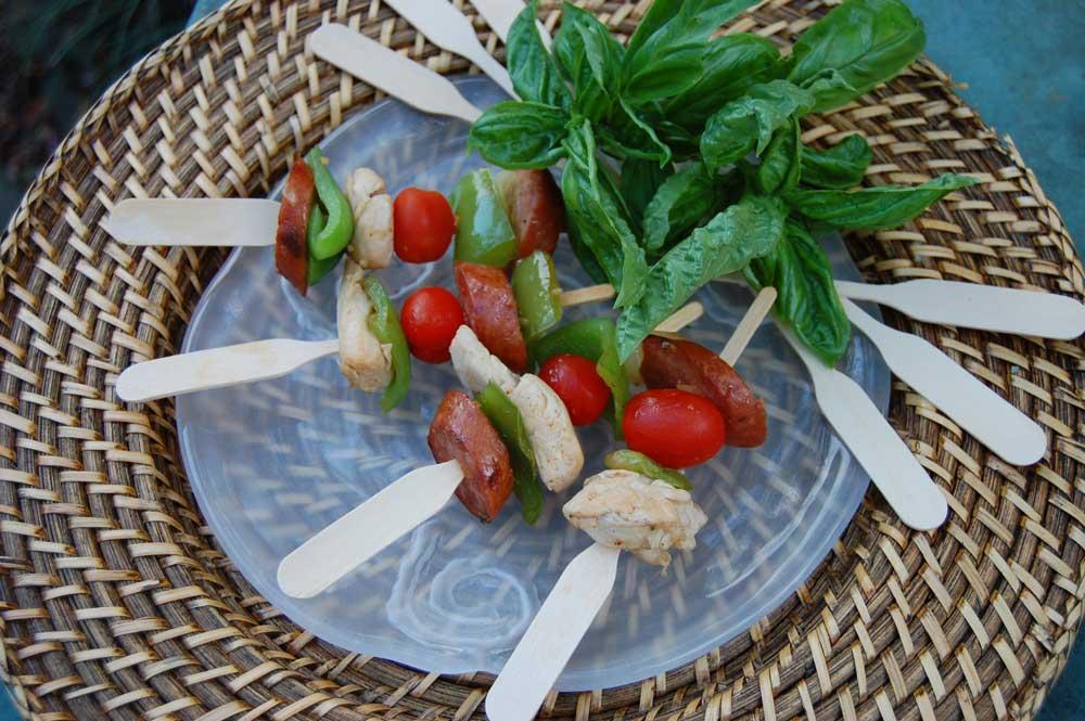 Jambalaya appetizer