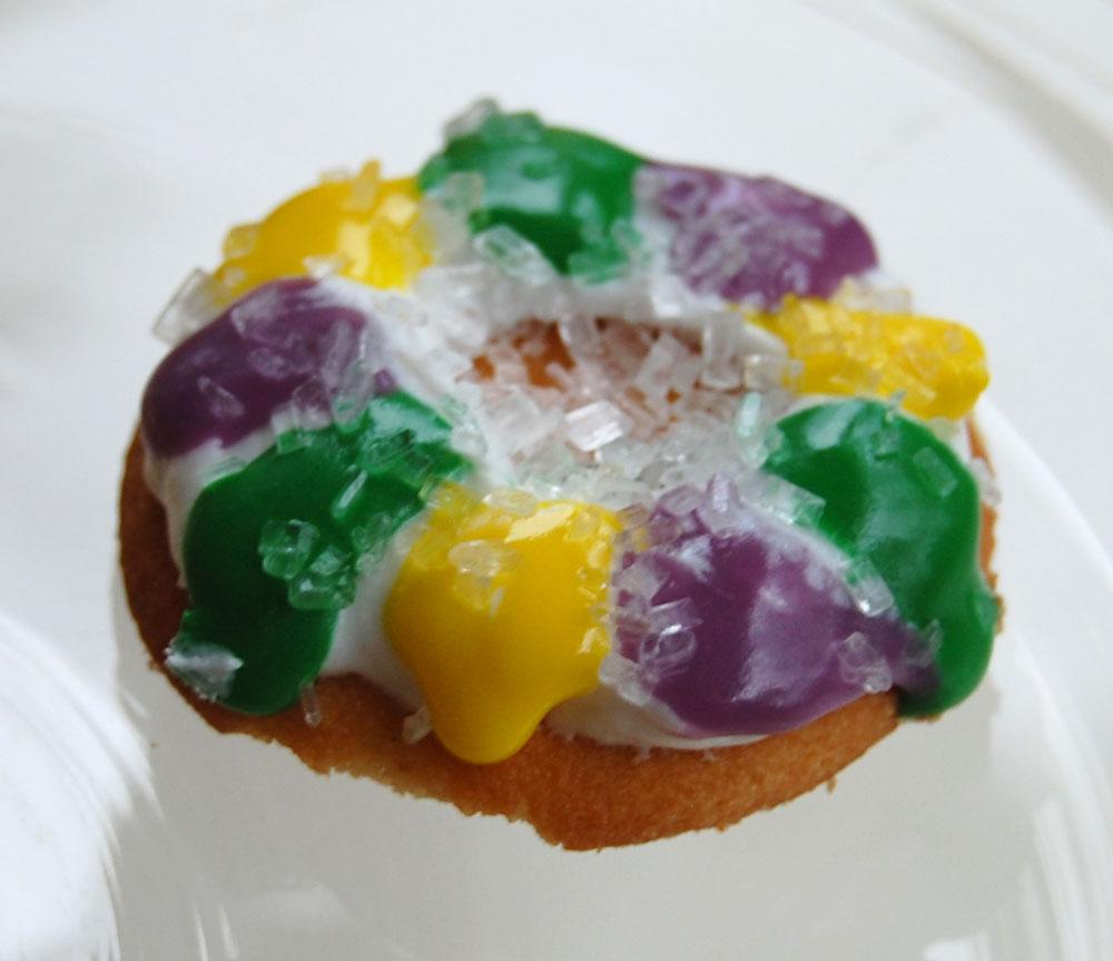 Pin Celebrate Mardi Gras Kings Cakes Cake on Pinterest