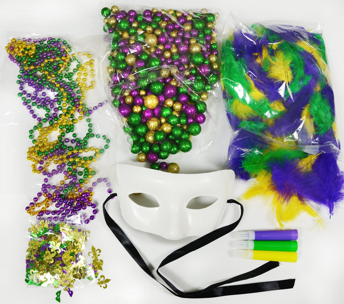 Masquearade Mask Supplies