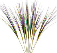 Mardi Gras Onion Grass Sprays