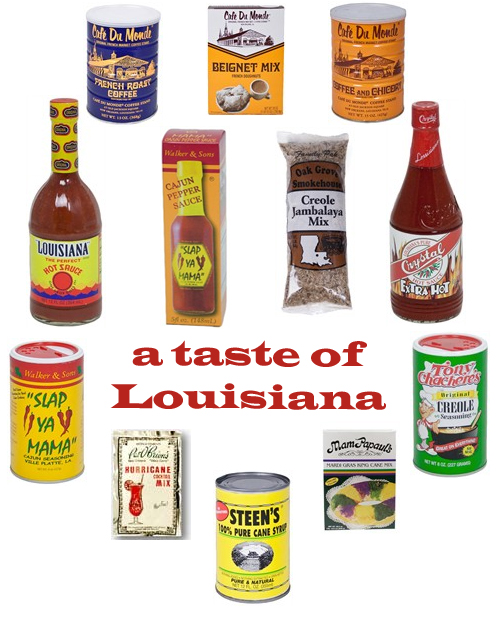 Cajun Creole Food Products