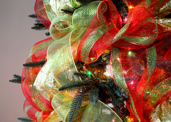 Party Ideas By Mardi Gras Outlet: Christmas Tree