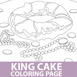 free coloring pages shop at mardi gras
