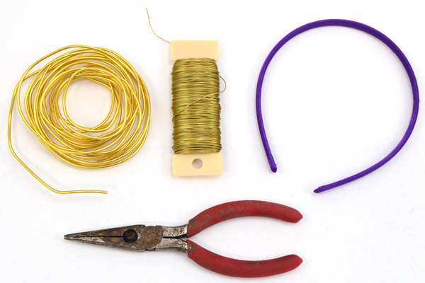 gold craft wire