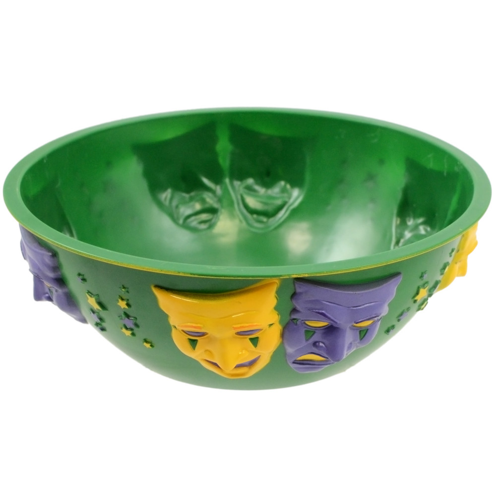 Plastic Christmas Bowls