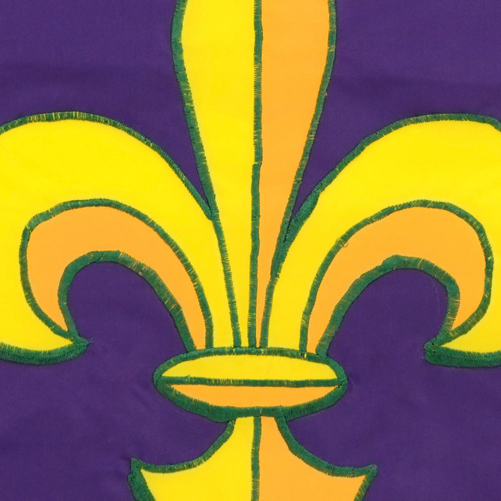 PGG Fleur De Lis Garden Flag