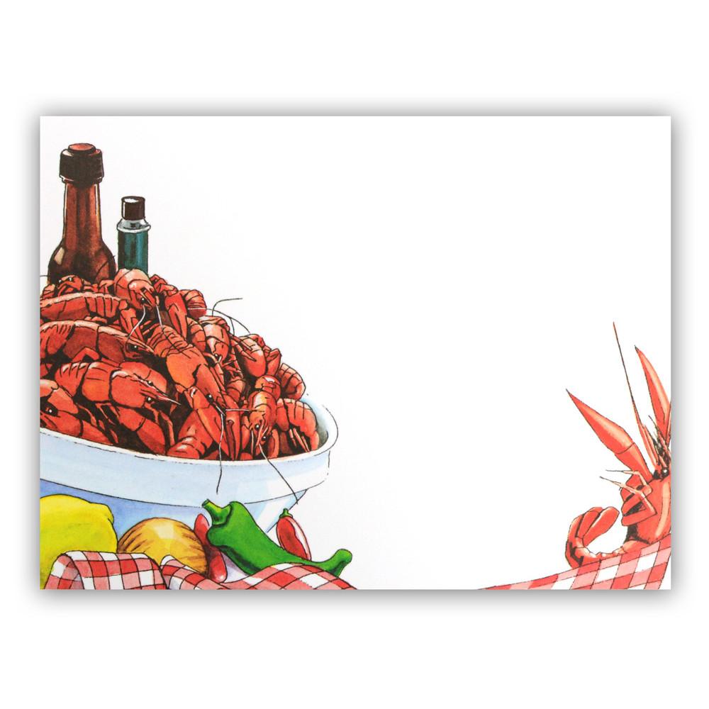 Crawfish Bowl Invitation MardiGrasOutletcom