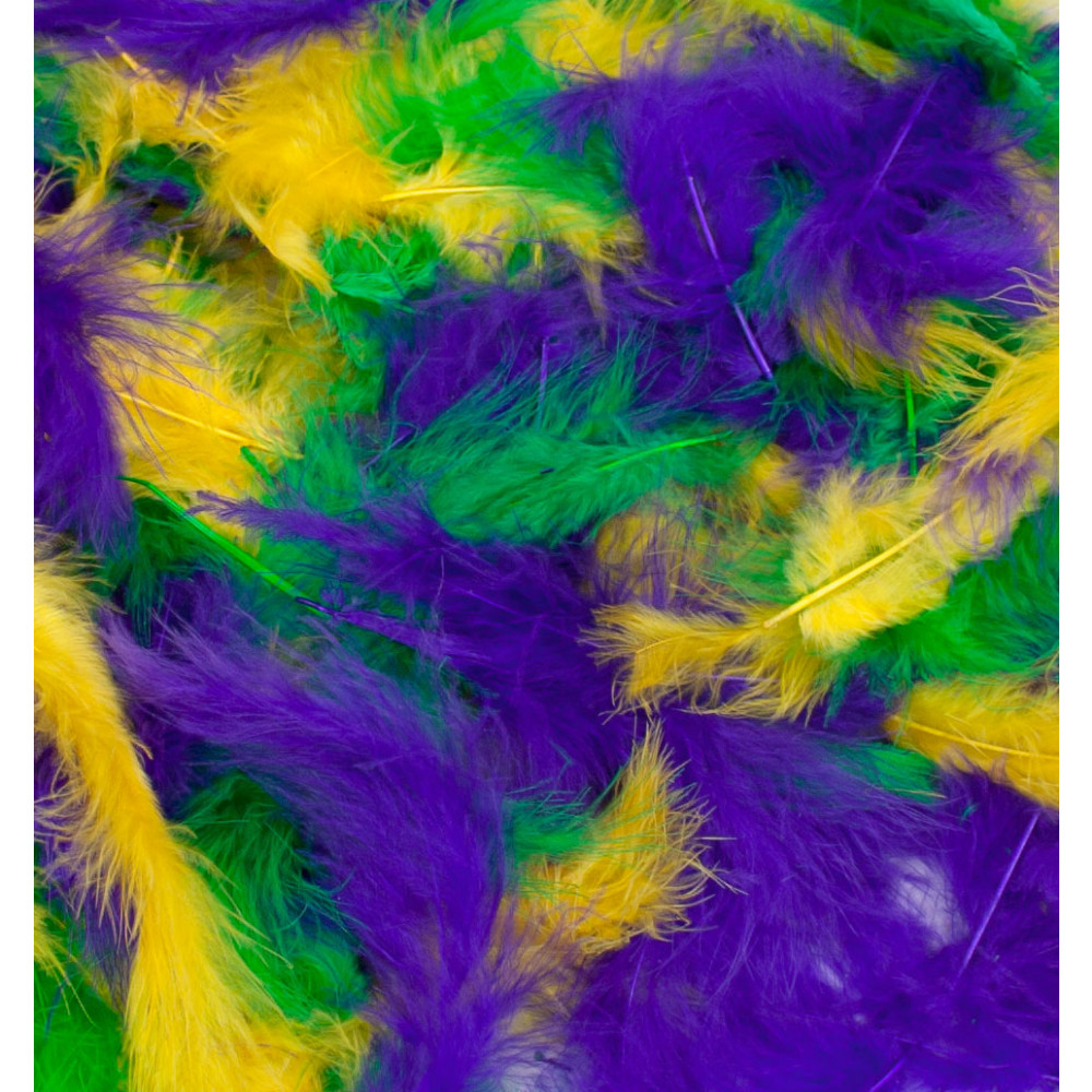 10g craft feathers mardi gras mix mardigrasoutlet 10g craft feathers mardi gras mix amipublicfo Images