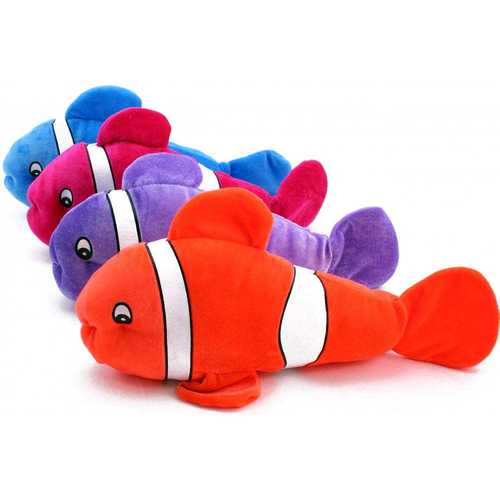 Plush Tropical Fish 17-inch (12) [] - MardiGrasOutlet.com