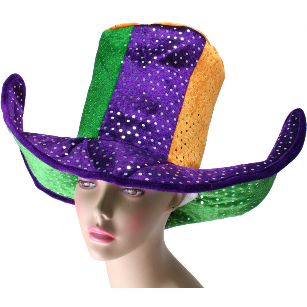 Mardi Gras Wing Hat 21403mard Mardigrasoutlet Com