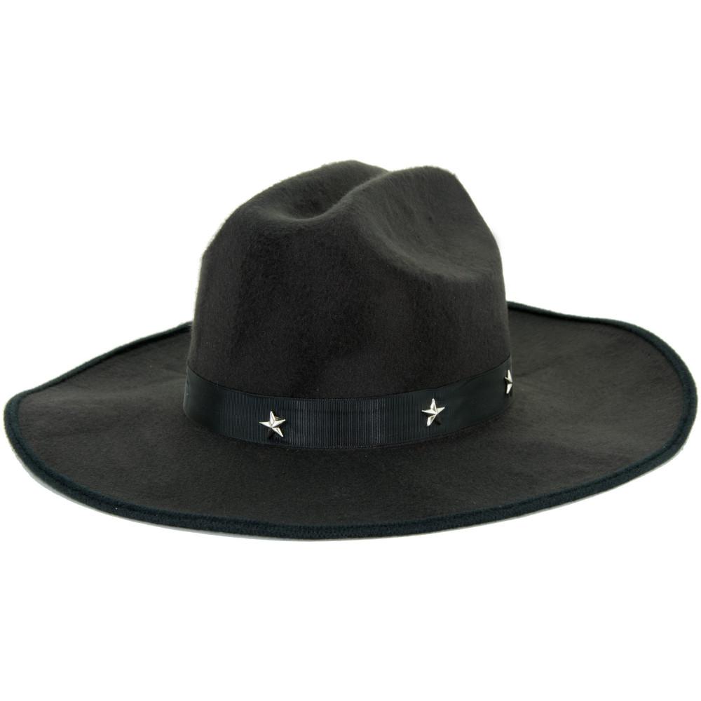 how to clean a felt cowboy hat