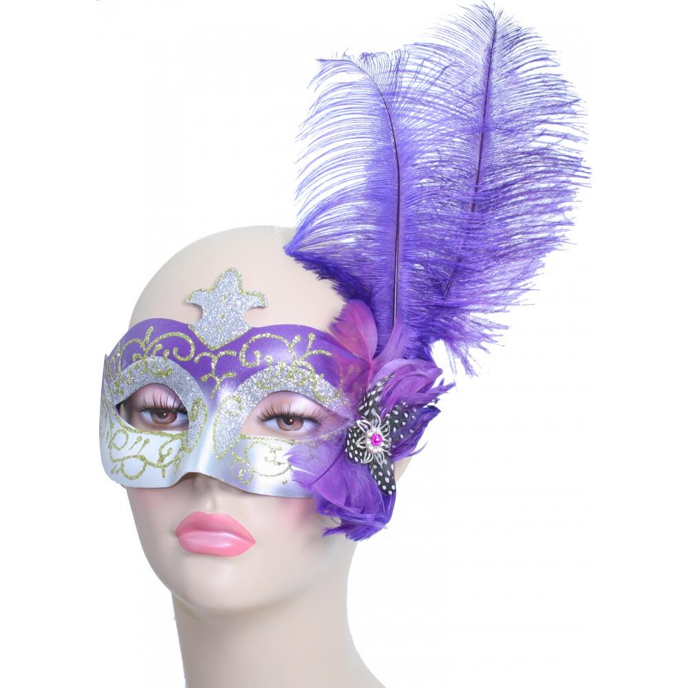Purple Princess Feathered Purpl...