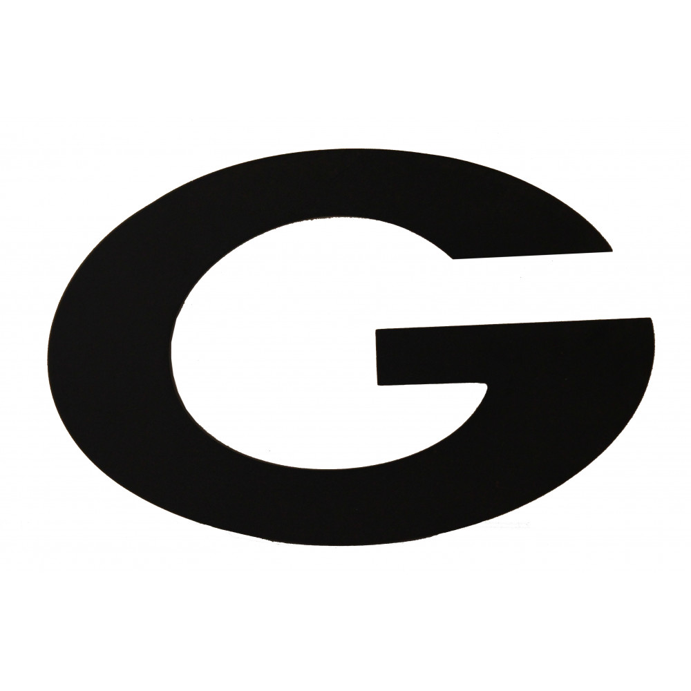 "G  6.5"" Black Block ..."