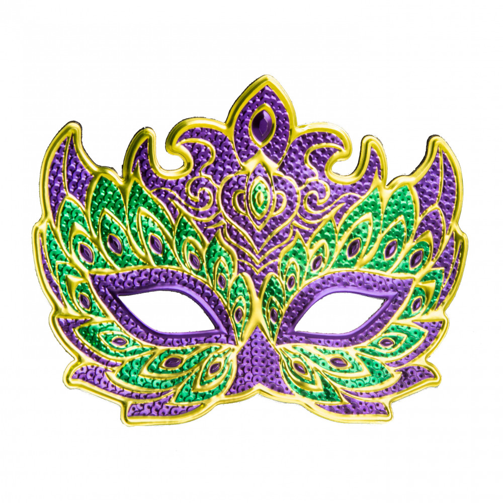 metallic foil mardi gras mask  60056  mardigrasoutlet com Candy Cane Clip Art Candy Cane Clip Art