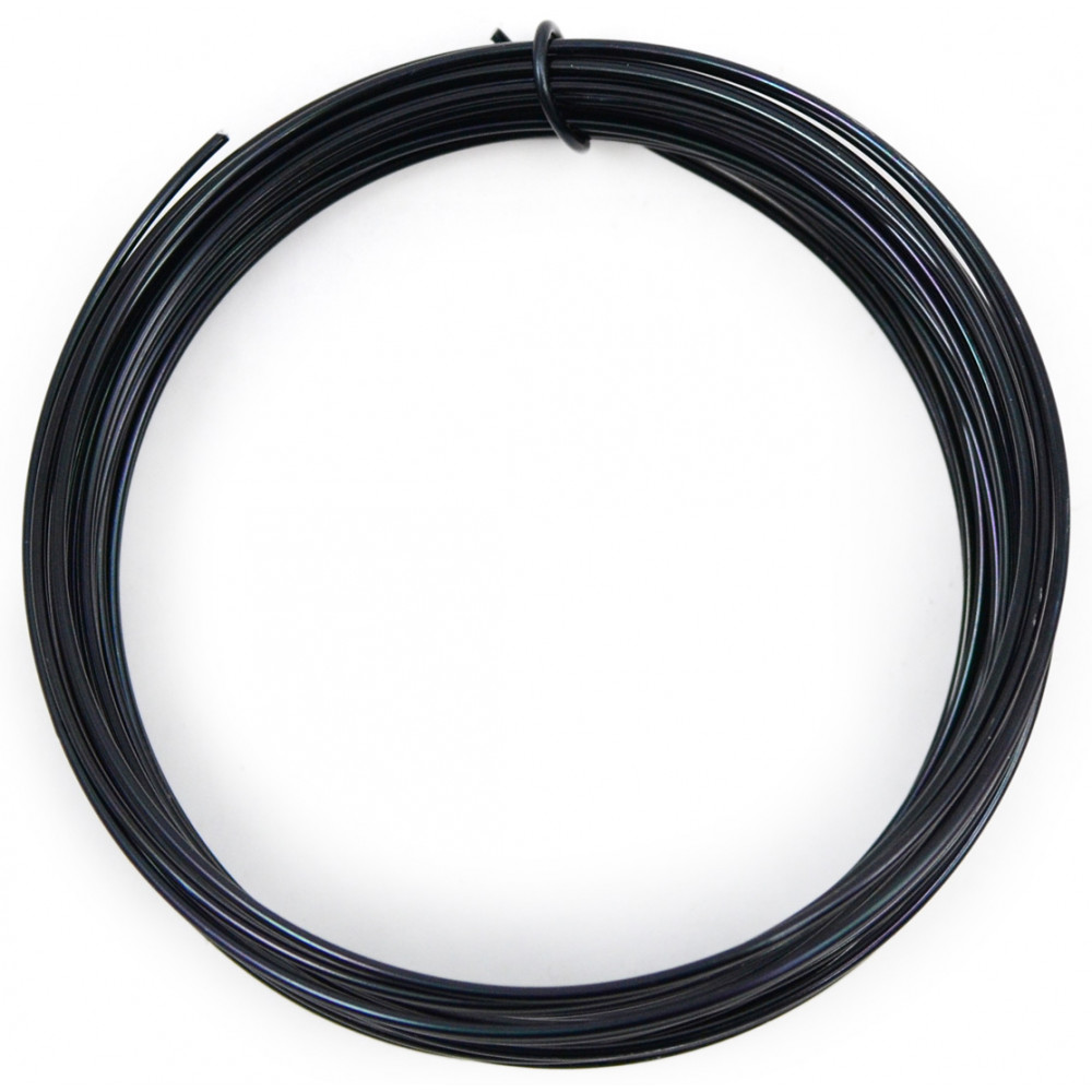 Aluminum Craft Wire 2MM: Black (13 Yards) [MT103102 ...