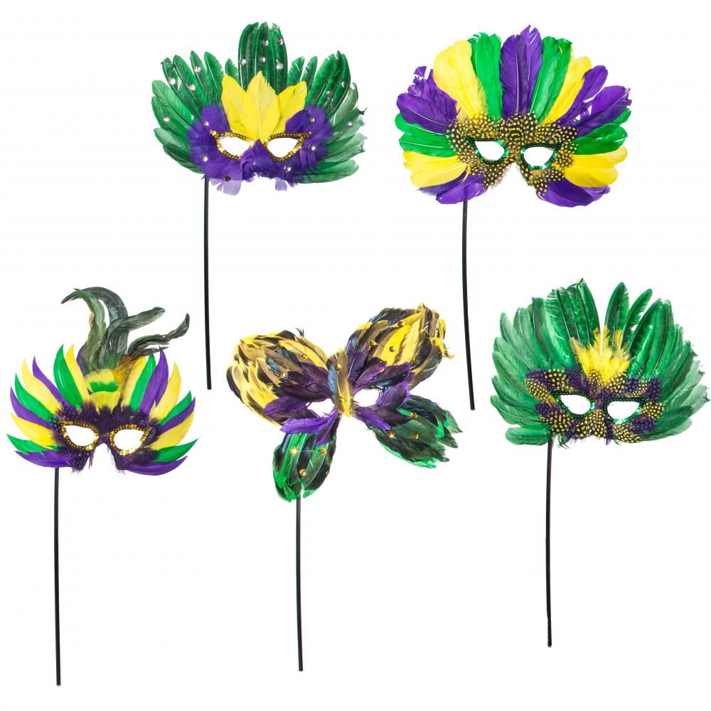 Mardi Gras Masks - MardiGrasOutlet.com