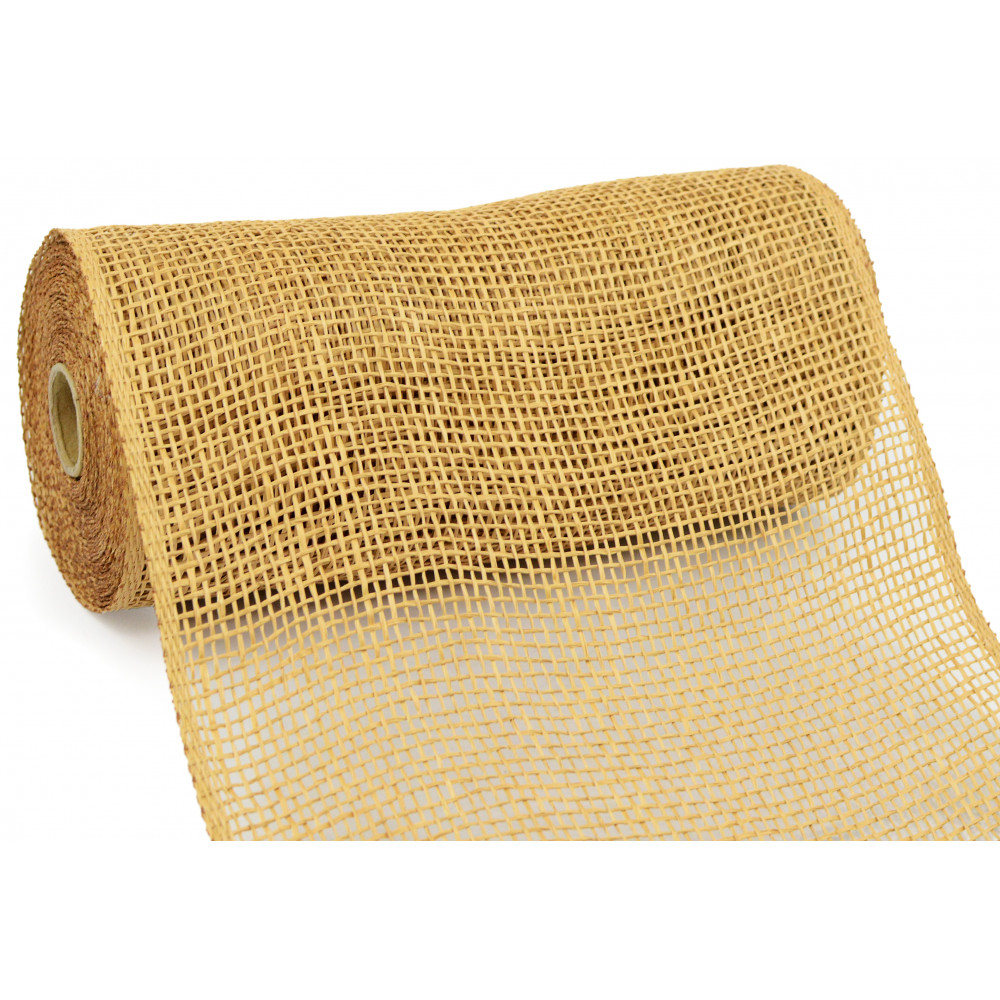 10 Quot Poly Mesh Roll Poly Burlap Re1353y1