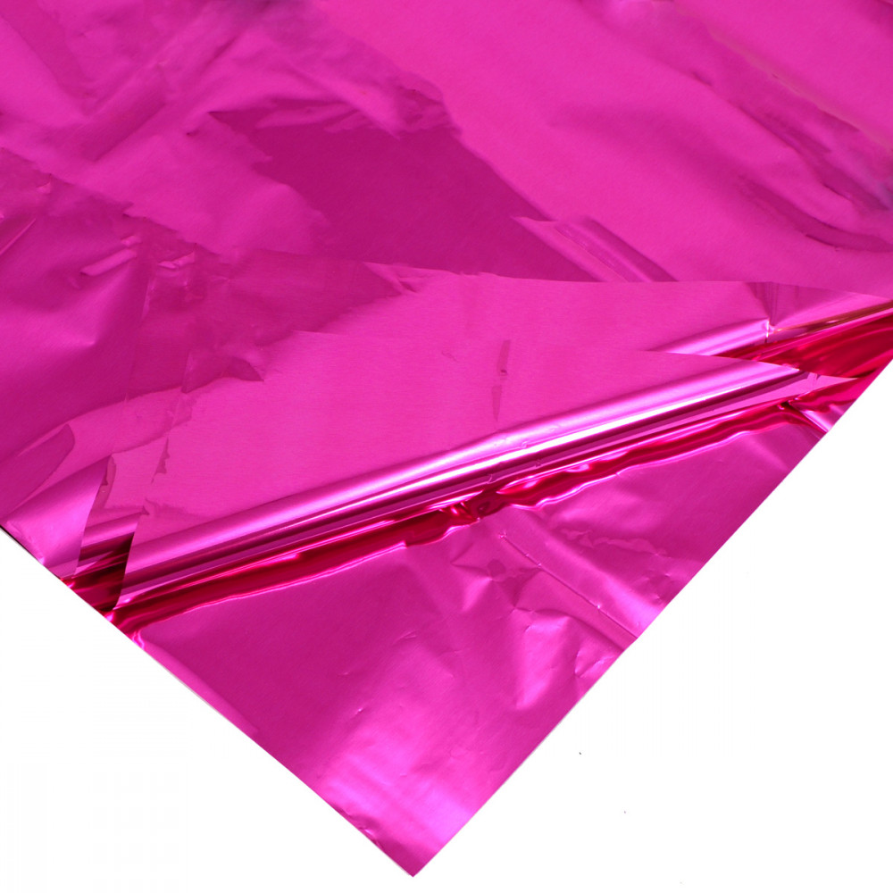 Mylar Tissue Sheets Hot Pink Pack Of 3 50602 C