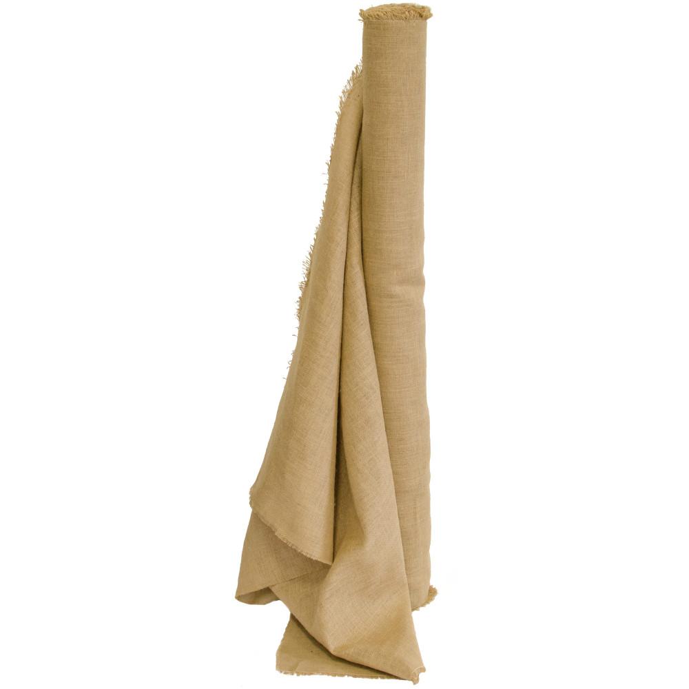 54 Quot Wide Bulk Burlap Fabric 25 Yard Roll Jf B2512