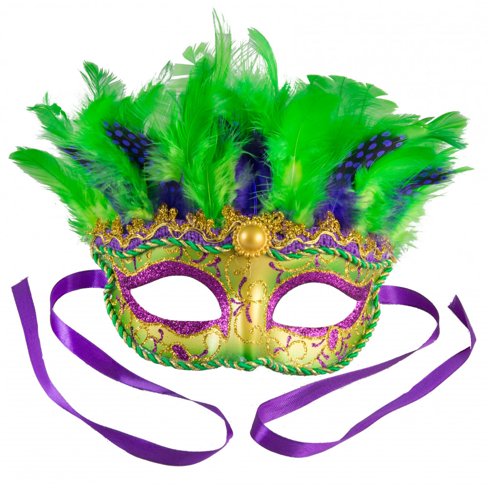 Mardi Gras Beads; BobbleBeads™ Cajun & Louisiana Beads We carry a great assortment of satin eye masks, feather masks, sequin and glitter masks, as well as venetian style paper mache masks. These festive masks are great for decoration, gifts or simply to wear! Items 1 to 40 of total.