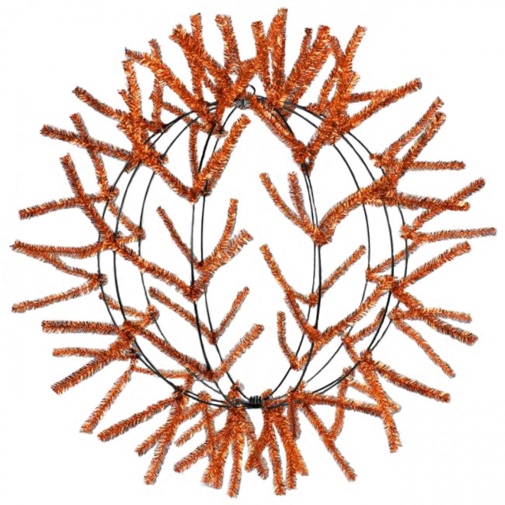 "18"" Wire KD Work Ball Form: Metallic Copper [XX758338 ..."