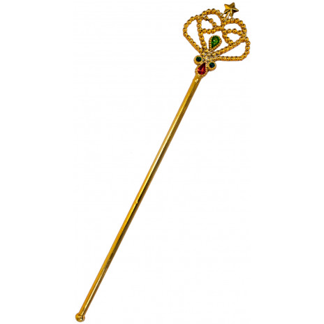 plastic fairy wand gold 18956glns. Black Bedroom Furniture Sets. Home Design Ideas