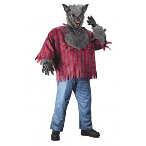 Plus Size Werewolf Costume  sc 1 st  Mardi Gras Outlet & Plus Size Mens Costumes - MardiGrasOutlet.com