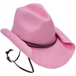 Rolled Brim Cowboy Hat Pink Sc 1 St Mardi Gras Outlet d4c2af3c6634