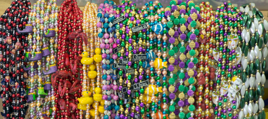Mardi Gras Beads Party Supples Wholesale To The Public